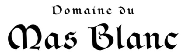 Domaine du Mas Blanc logo
