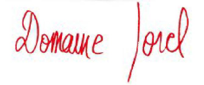 Domaine Jorel logo