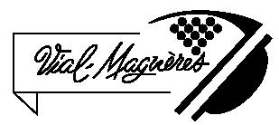 Domaine Vial-Magneres logo